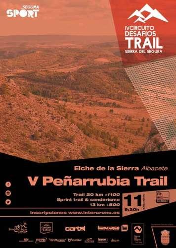 V Peñarubia Trail