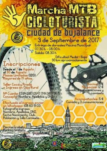 III Marcha Mtb Cicloturista Ciudad de Bujalance