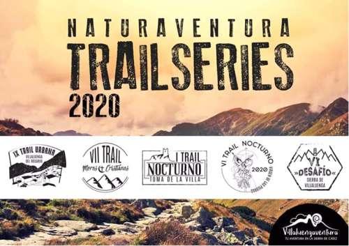 IX Trail Urbana Villaluenga