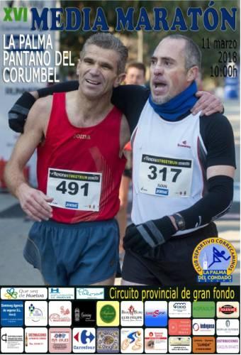 XVI Media Maratón La Palma-Pantano del Corumbel