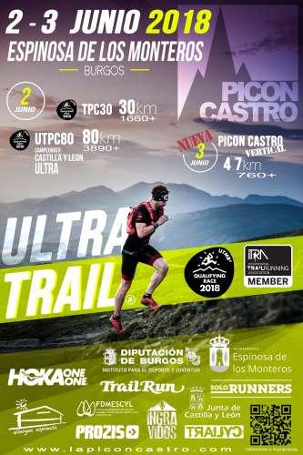 Trail y Marcha Picón Castro