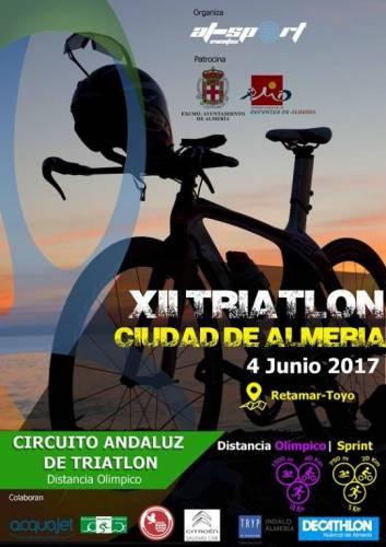XII Triatlón Ciudad De Almería