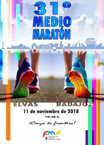 31º Medio Maratón Elvas-Badajoz