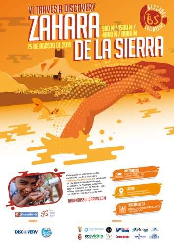 VI Travesía Discovery Brazadas Solidarias Zahara de la Sierra