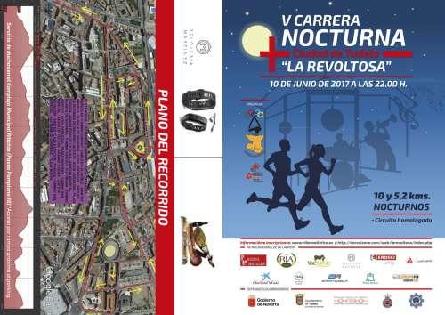 10km Nocturnos ciudad de Tudela La Revoltosa