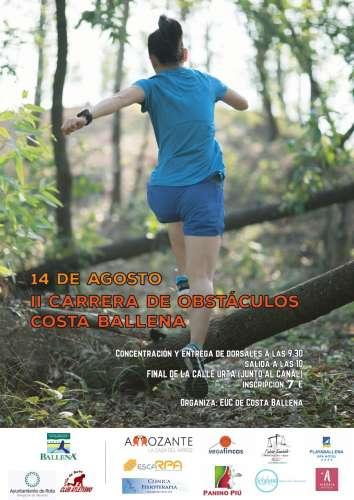 II Carrera de Obstáculos Costa Ballena