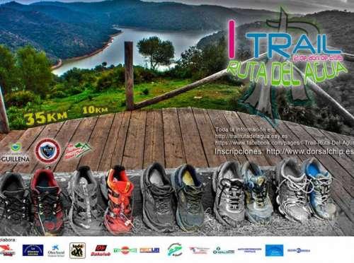 I Trail Ruta del Agua - El Gergal