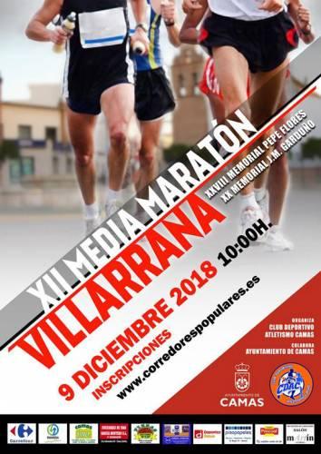 XX Media Maratón Villarrana