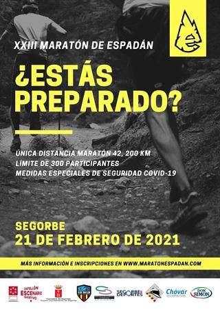 XXIII Maratón de Espadán