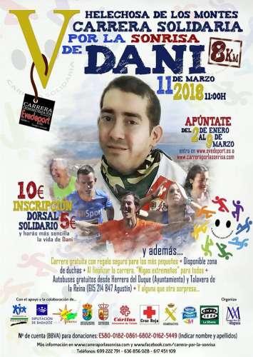 V Carrera Solidaria por la Sonrisa de Dani