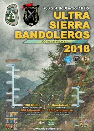 Carrera VII 100 Millas Sierras del Bandolero