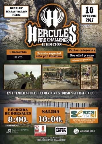 II Hercules Fire Challenge