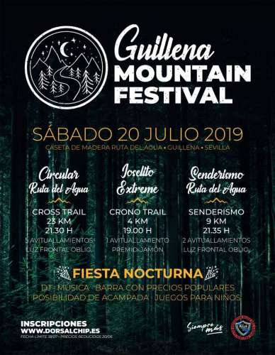 Guillena Mountain Festival: Cross Trail Circular Ruta del Agua