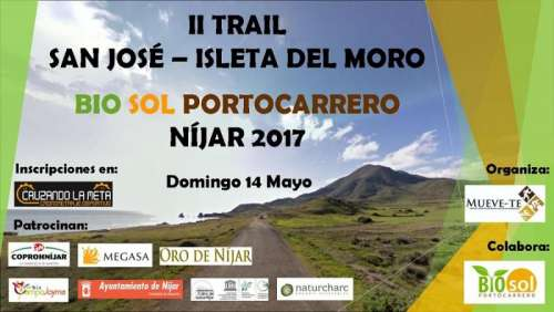 Carrera II Trail San José