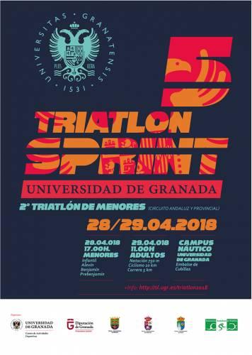 V Triatlón Universidad De Granada