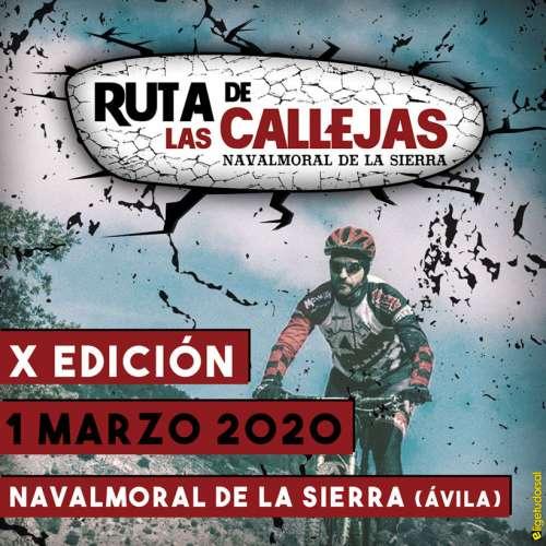 X Ruta de las Callejas