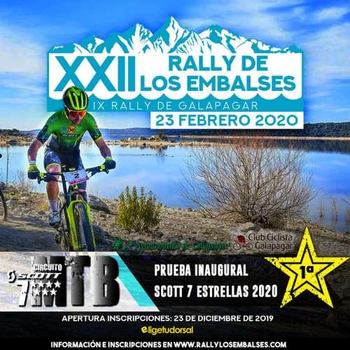 XXII Rally Los Embalses