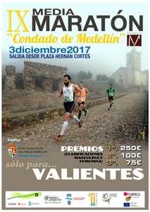 IX Media Maratón Condado de Medellín