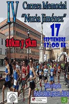 IV 10K Memorial Nuria Jimenez