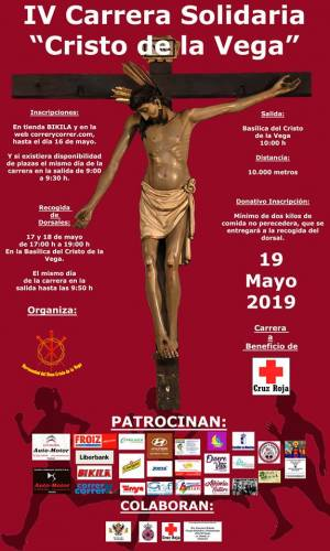 IV Carrera Solidaria Cristo de la Vega