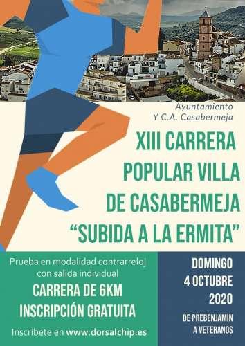 XIII Carrera Popular Villa de Casabermeja