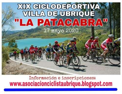 XIX Ciclodeportiva Villa de Ubrique La Patacabra