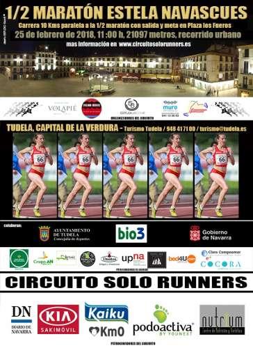 IX Media Maratón Estella Navascues