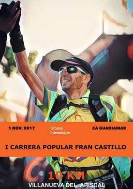 I Carrera Popular Fran Castillo