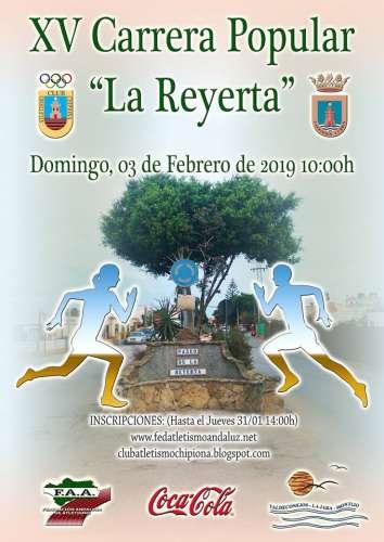XV Carrera Popular La Reyerta