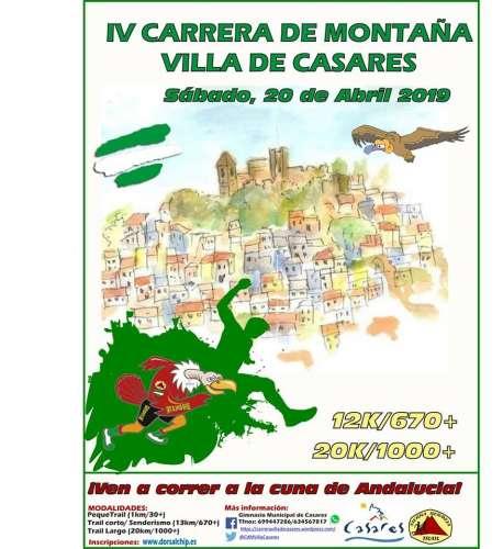 IV Carrera de Montaña Villa de Casares