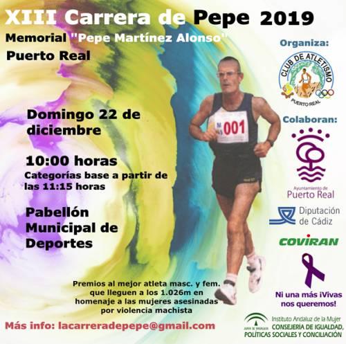 XIII Carrera Popular Villa de Puerto Real