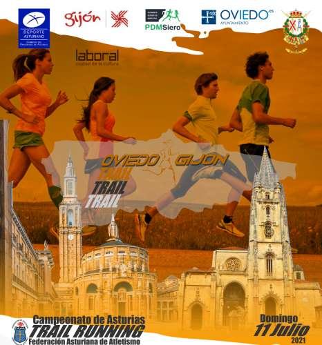 I Trail Oviedo - Gijón