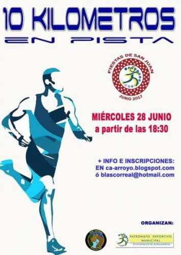 XIX 10 Kilómetros en Pista Arroyo de la Miel