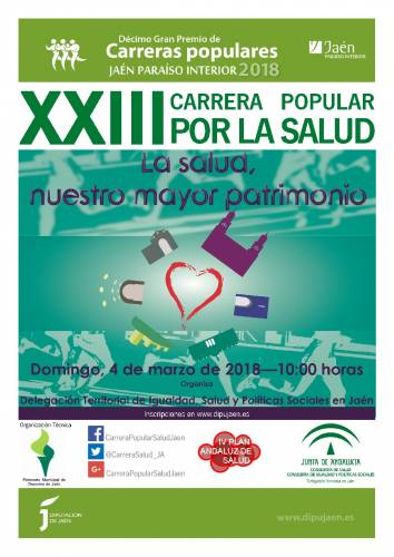 XXIII Carrera Popular Por la Salud
