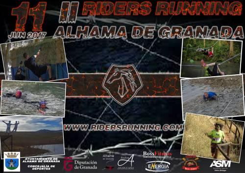 II Carrera Riders Running