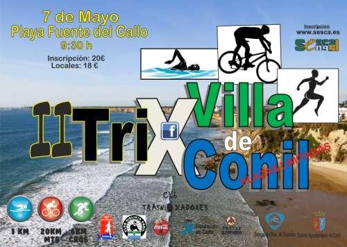 II Tri-X Villa de Conil