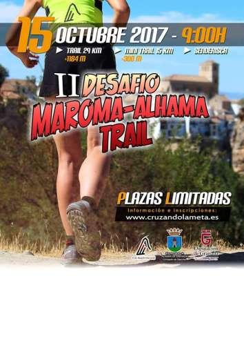 II Desafío Maroma-Alhama Trail