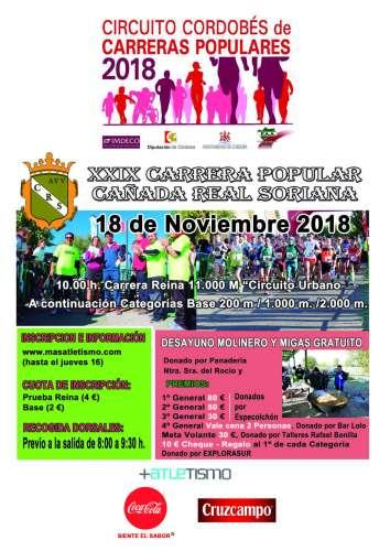 XXIX Carrera Popular Cañada Real Soriana