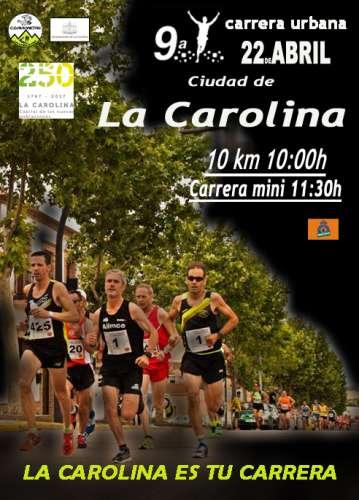 9ª Carrera Urbana Ciudad de La Carolina