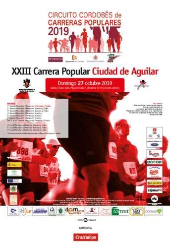 XXIII Carrera Popular Ciudad de Aguilar