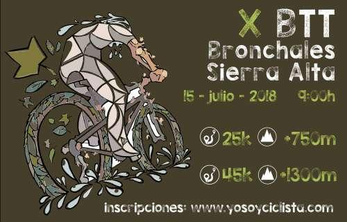 X BTT Brochales Sierra Alta