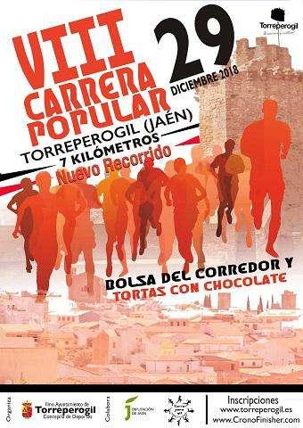 VIII Carrera Popular Torreperogil