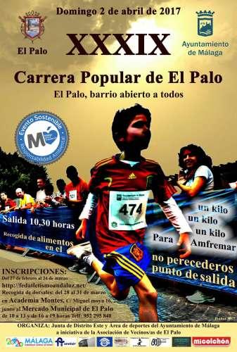 XXIX Carrera Popular de El Palo