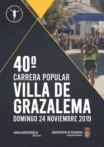 XL Carrera Popular Villa de Grazalema