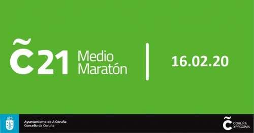 Media Maratón A Coruña