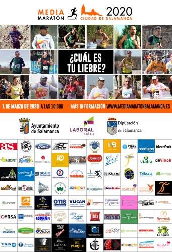 IX Media Maratón Ciudad de Salamanca
