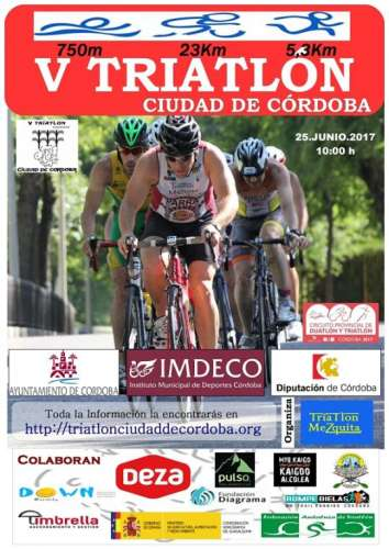 V Triatlón Ciudad de Córdoba