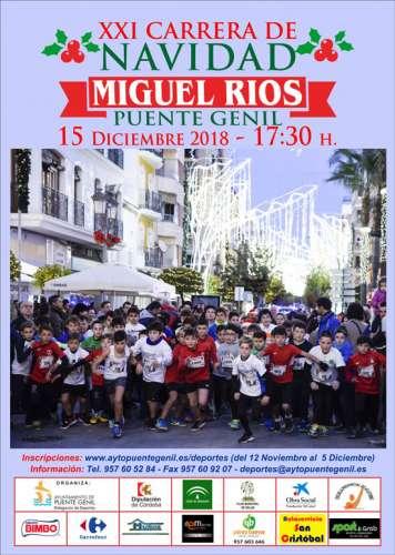 XX Carrera de Navidad Miguel Ríos