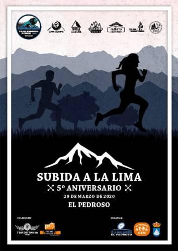V  Trail Subida a la Lima