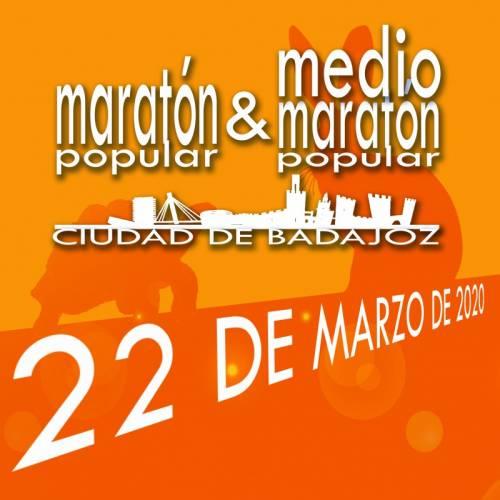28º Maratón Popular Ciudad de Badajoz